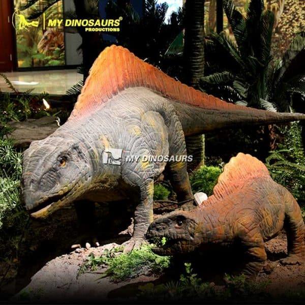 Lotosaurus model