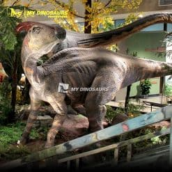 Parasaurolophus dinosaurs 1