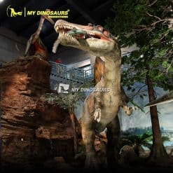 Spinosaurus vs Onchopristis