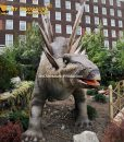 animatronic stegosaurus 1