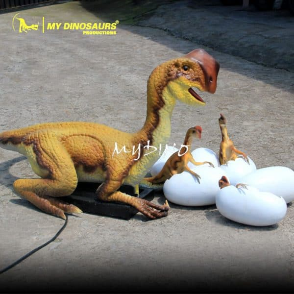 Animatronic oviraptor 1