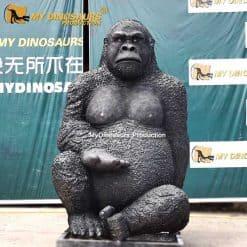 Kingkong statue