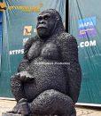 Kingkong statue.1
