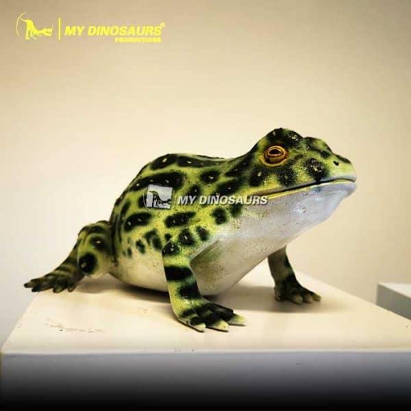 realistic Devil frog model 1