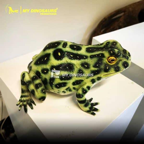 realistic Devil frog model 3