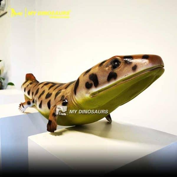 realistic Ichthyostega model 3