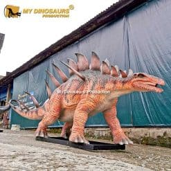 Realistic Kentrosaurus model 2