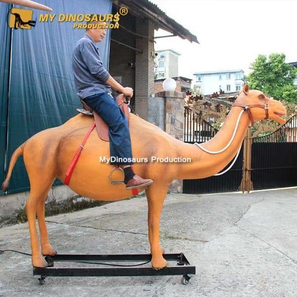 animatronic camel ride 3