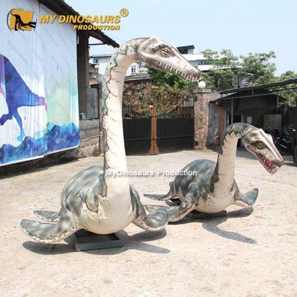 Animatronic plesiosaur 1
