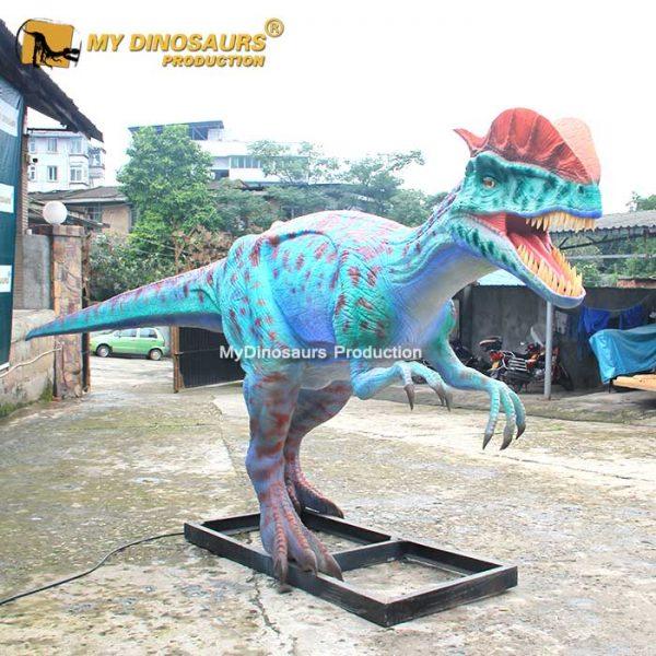 animatronics dilophosaurus 2