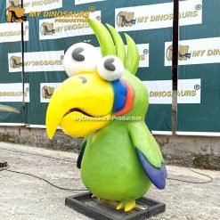 custom animatronic mascot