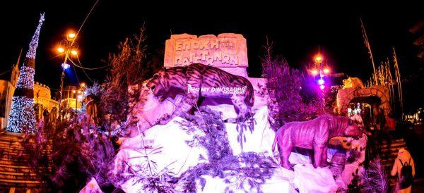 artificial ice age animal exhibition 1