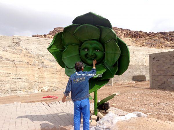 dinosaur park in morocco 2