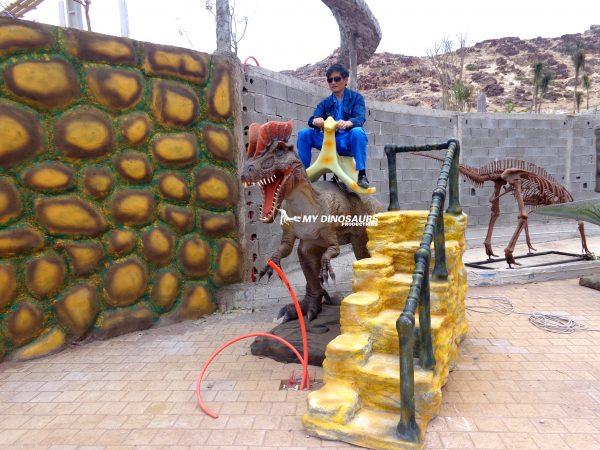 dinosaur park in morocco 3