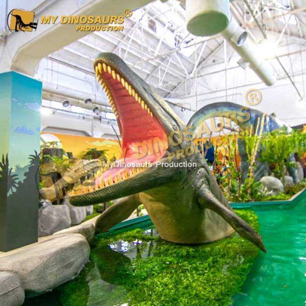Animatronic Mosasaur (2)
