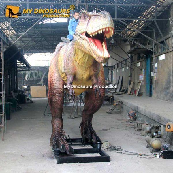 Animatronic Trex model 1
