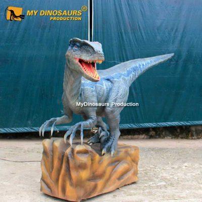 Velociraptor blue 1