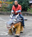 Walking dino ride 3
