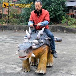 Walking dino ride 3