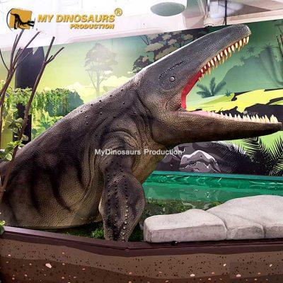 animatronic mosasaur 3