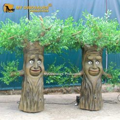 Animatronic Talking Tree 1