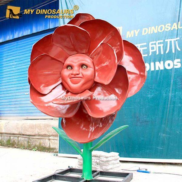 Speaking flower