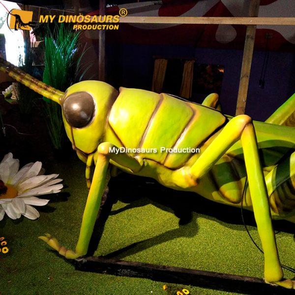 animatronic locust