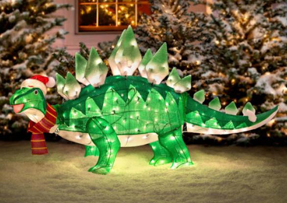 dinosaur lantern