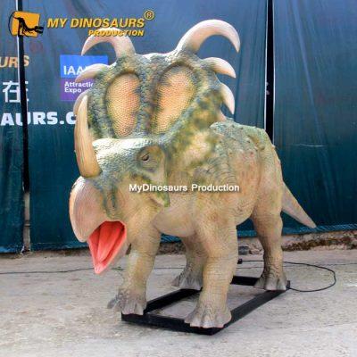 Aniimatronic Styracosaurus