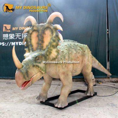 Animatronic Styracosaurus 1