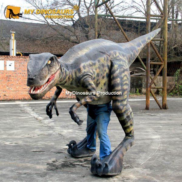 Velociraptor costume 3