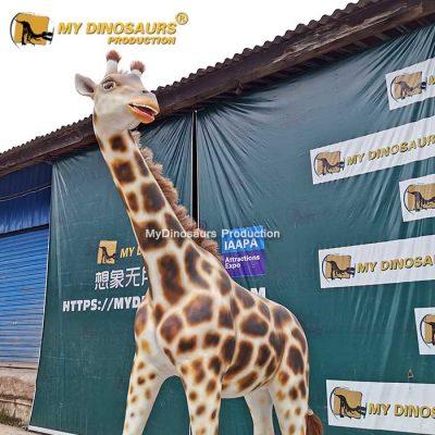 animatronic giraffe 1
