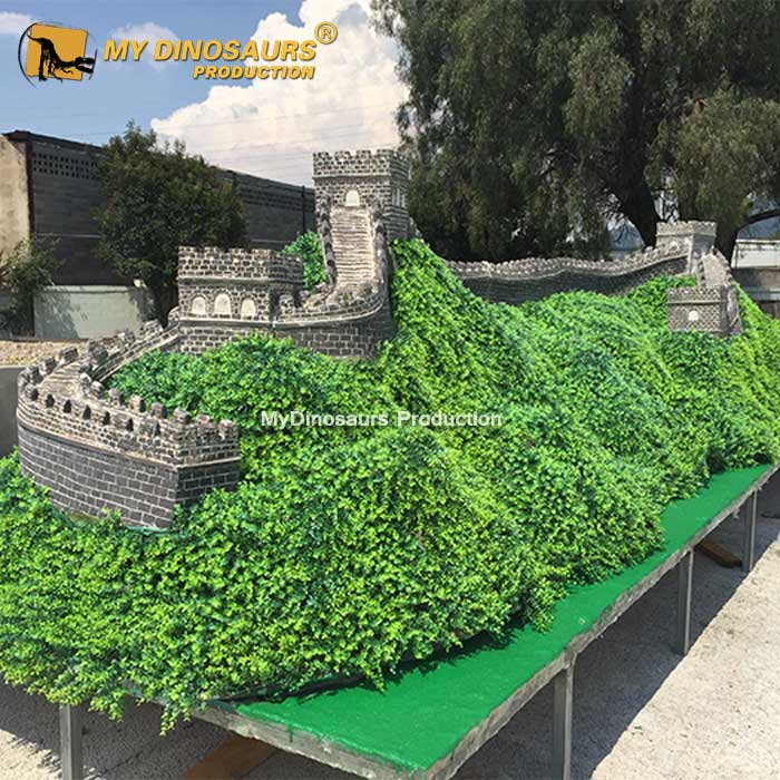 miniature great wall