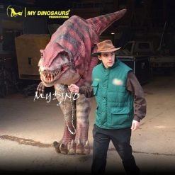 walking dinosaur costume 3