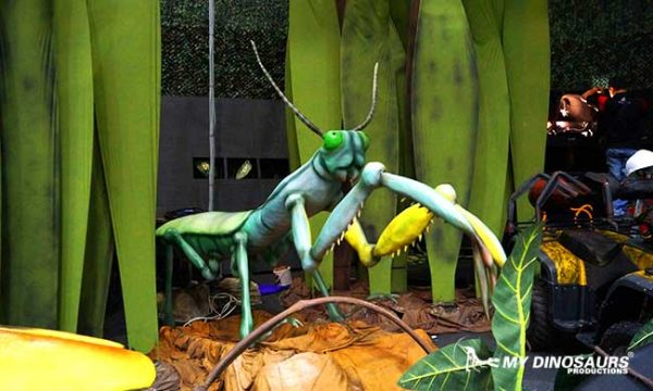 mydinosaurs animatronic insects