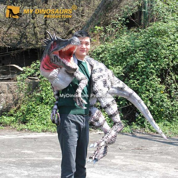 Spinosaurus arms puppet