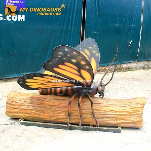 butterfly animatronic 1