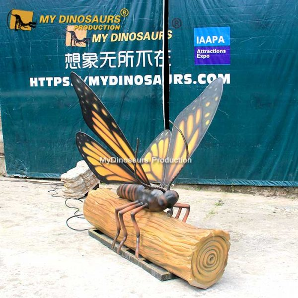 butterfly animatronic 2