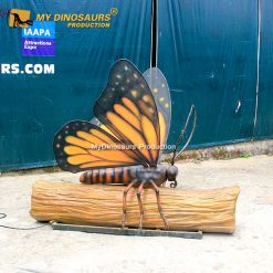 butterfly animatronic