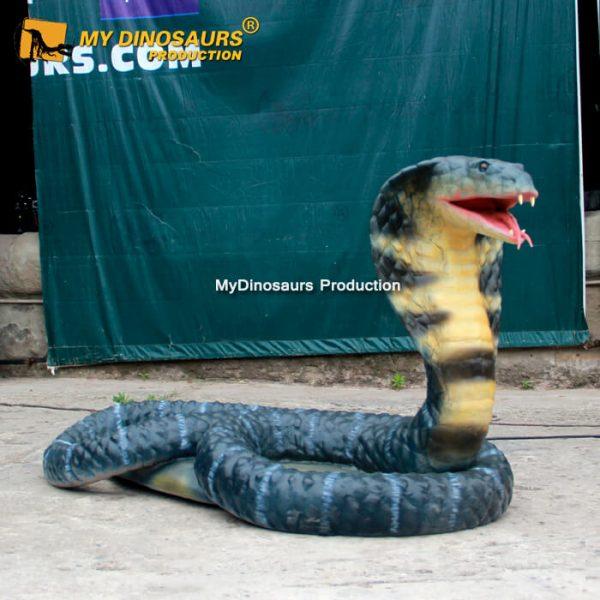 Animatronic Cobra 1