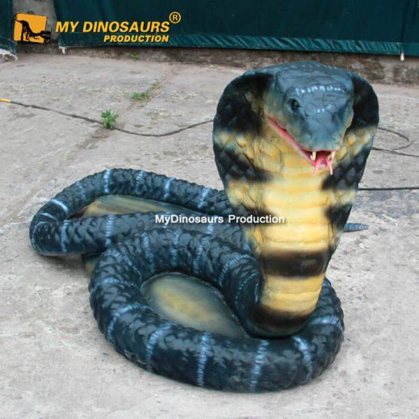 Animatronic Cobra