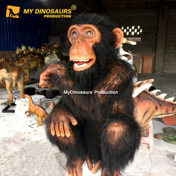 Animatronic monkey 1