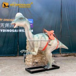 Corythosaurus ride