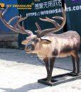 Animatronic Reindeer 2