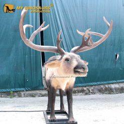 Animatronic Reindeer 3
