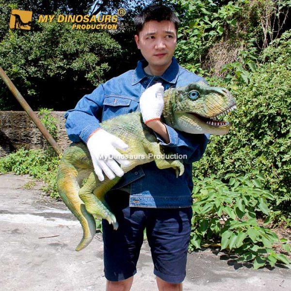 Bbay t rex puppet