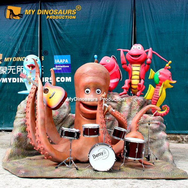 Octopus band