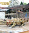 animatronic Deinosuchus 2