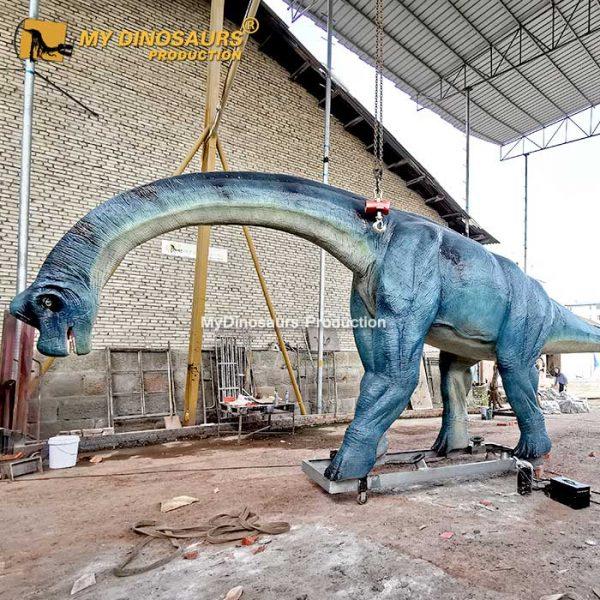 animatronic brachiosaurus 4
