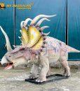 Animatronic Styracosaurus
